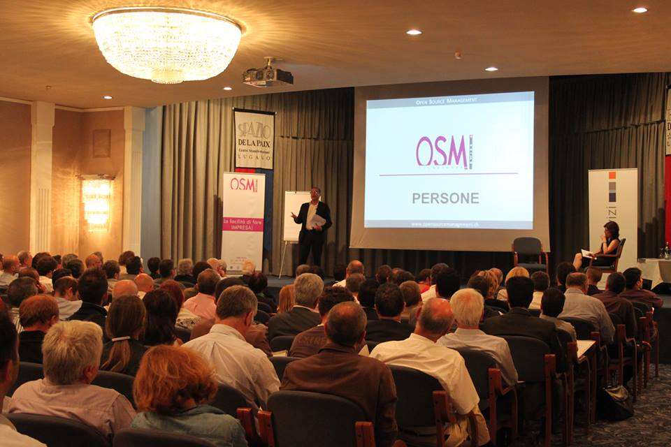 immagine HR DEVELOPMENT, PRESENTATION IN LUGANO, SWITZERLAND