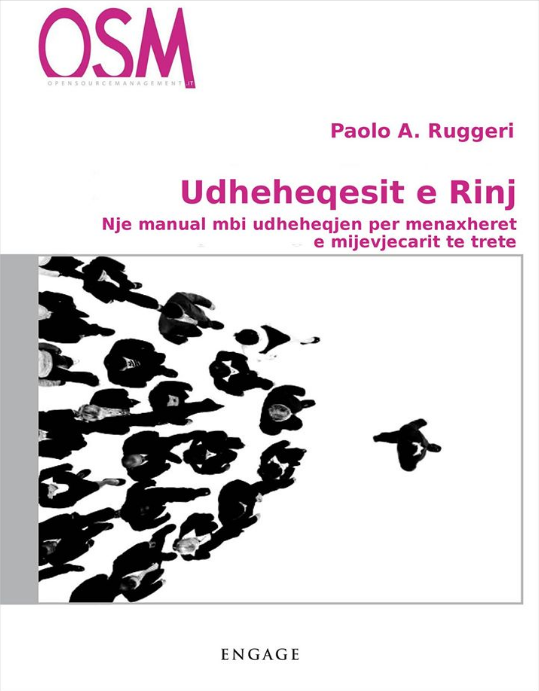 immagine Udheheqesit e Rinj (New Leaders Albanian Edition) NOW AVAILABLE