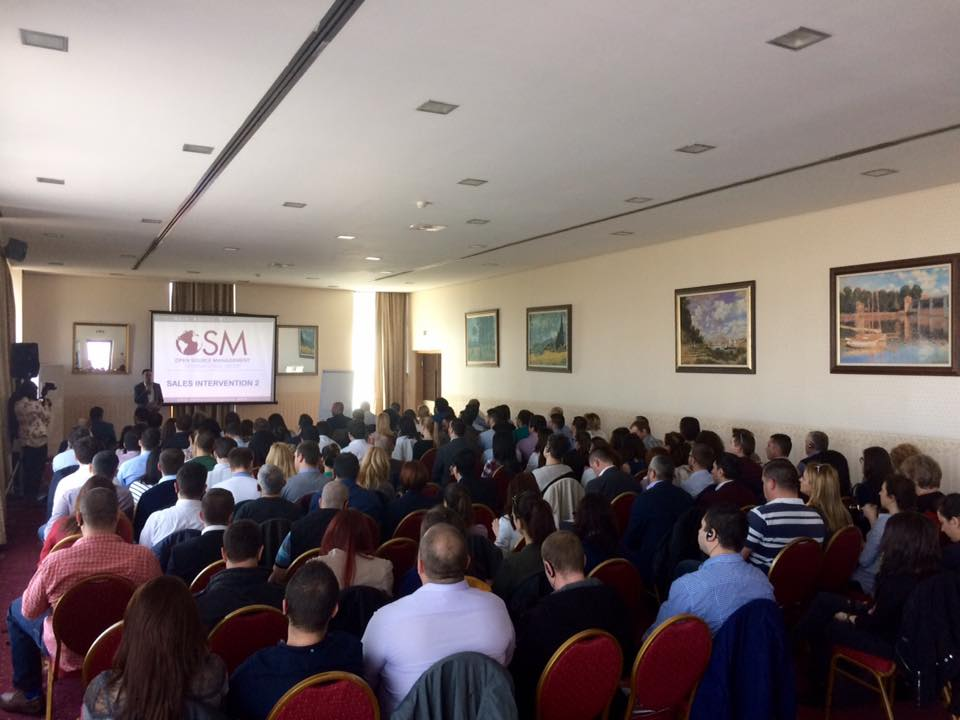 immagine SALES INTERVENTION 2, PRESENTATION IN SOFIA