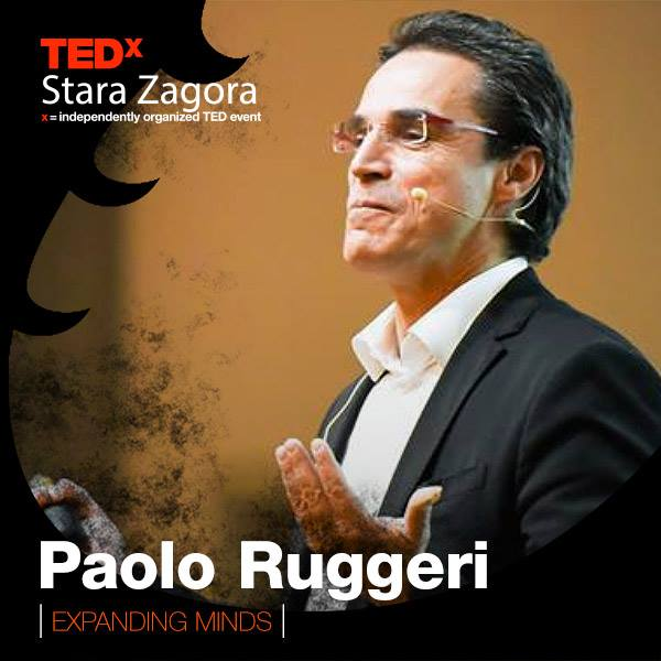 immagine TEDx Stara Zagora presents: Paolo Ruggeri