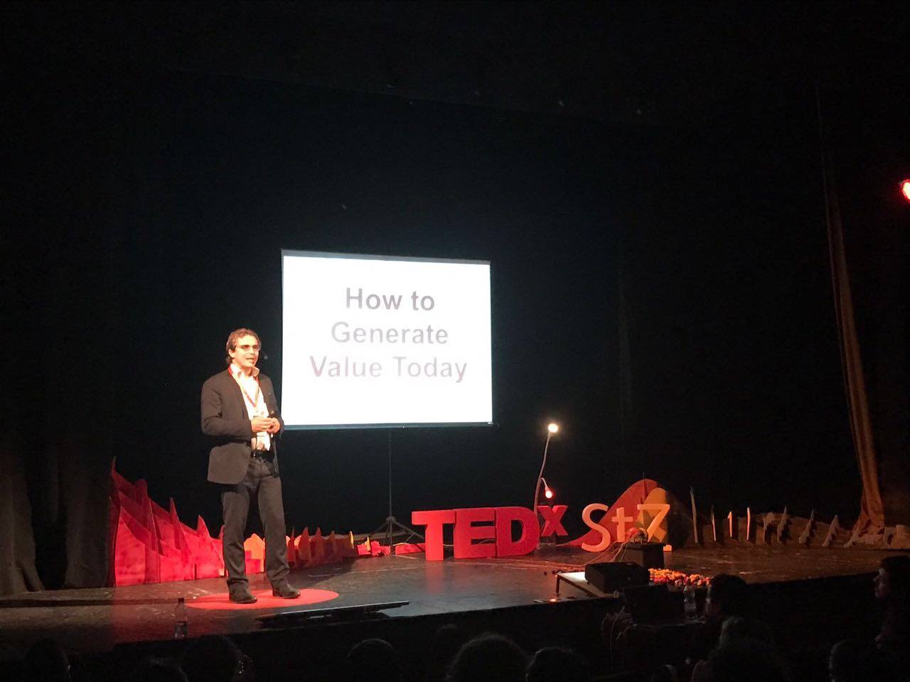 immagine TEDx Bulgaria: Now it's time to help others