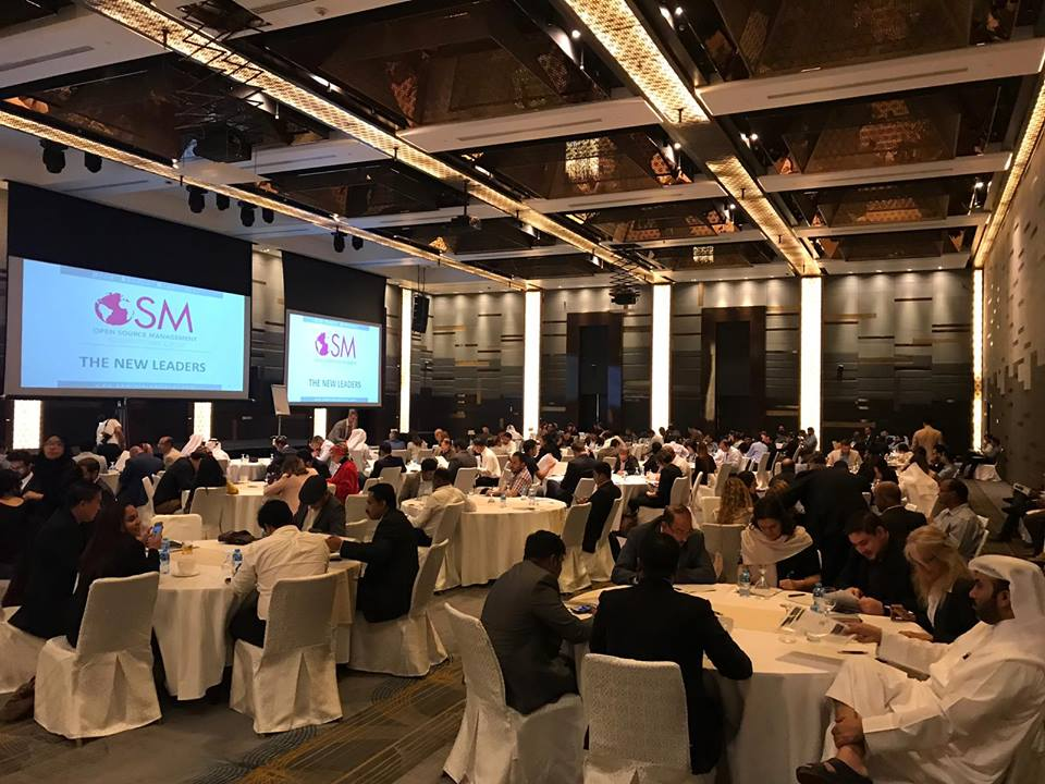 immagine DOHA QATAR, THE NEW LEADERS PRESENTATION
