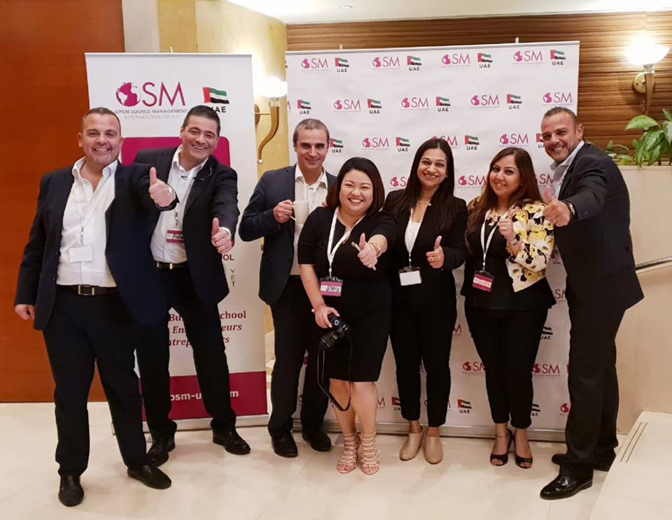 immagine HOW TO BUILD A SUCCESSFUL SCALABLE BUSINESS, PRESENTATION IN THE UNITED ARAB EMIRATES