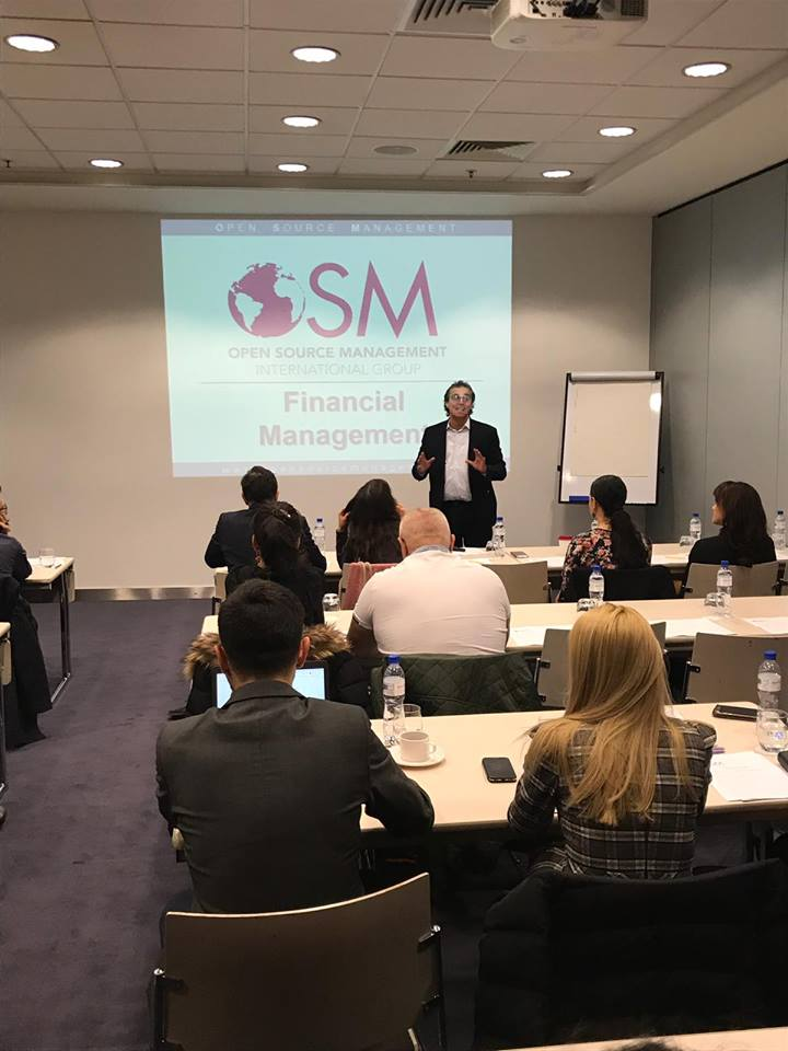immagine FINANCIAL MANAGEMENT TRAINING FOR SME BUSINESS OWNERS