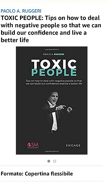 immagine TOXIC PEOPLE: NOW AVAILABLE ALSO IN ENGLISH ON AMAZON