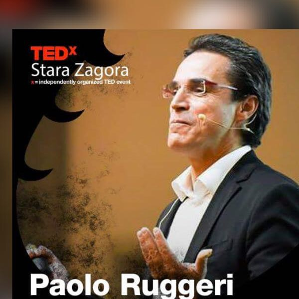 Book Paolo Ruggeri for a speech or for a seminar