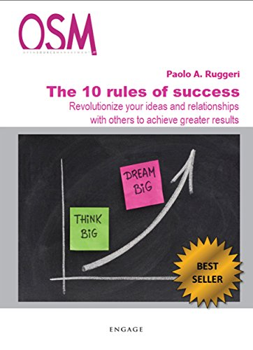 immagine del libro The Ten Rules of Success e-book
