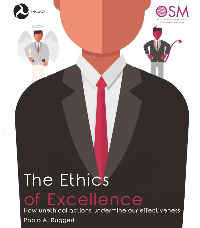 immagine del libro The Ethics of Excellence